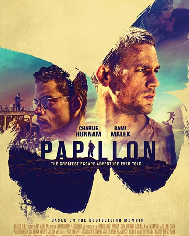 papillon-2018-movie-review