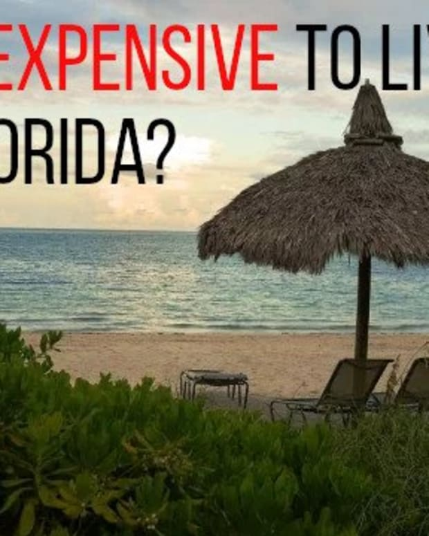 佛罗里达州的成本 - 生活