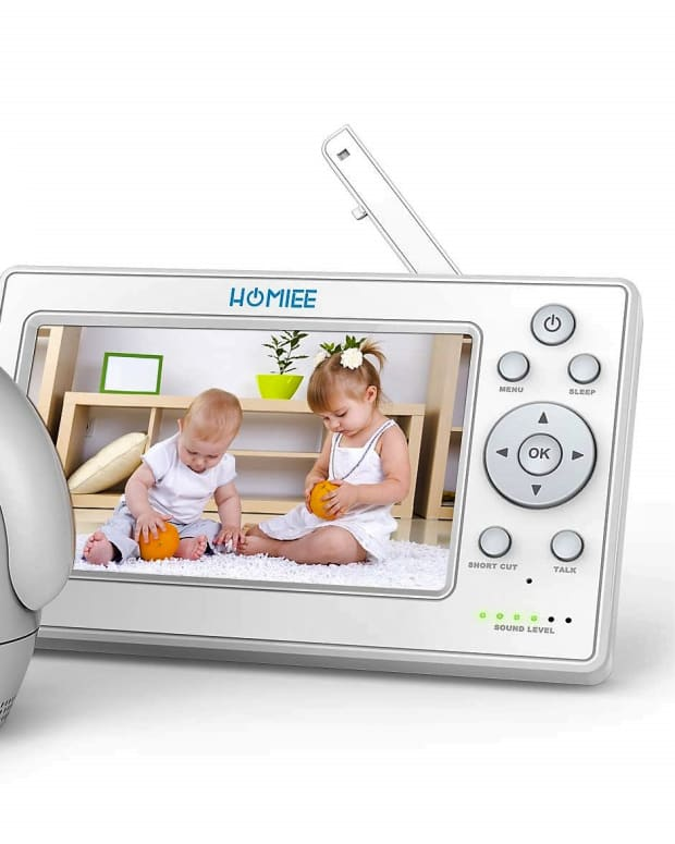 product-review-homiee-hd-wireless-baby-monitor