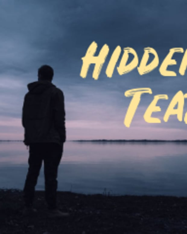 poem-hidden-tears