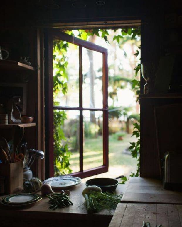through-the-open-kitchen-window