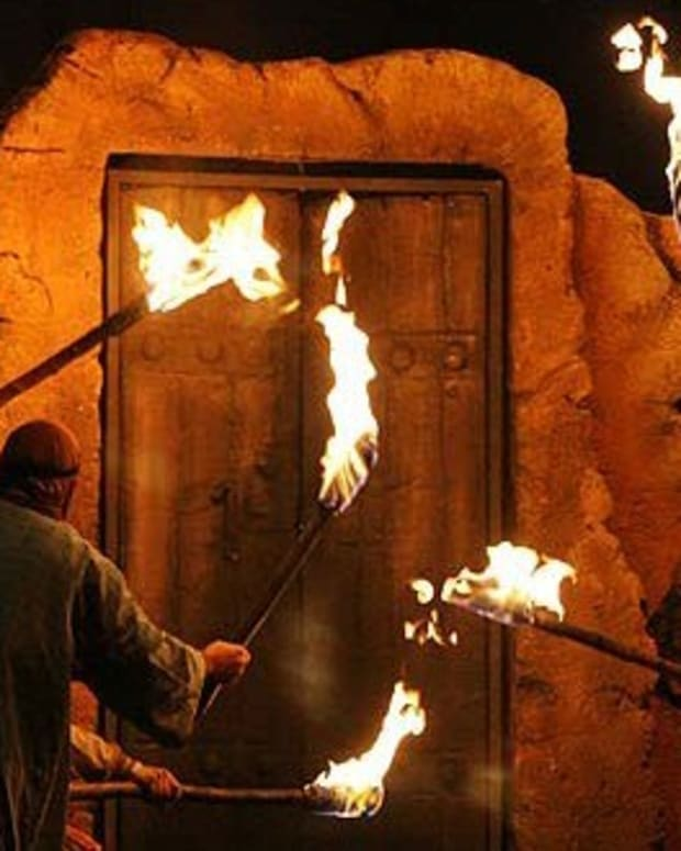 the-burning-door