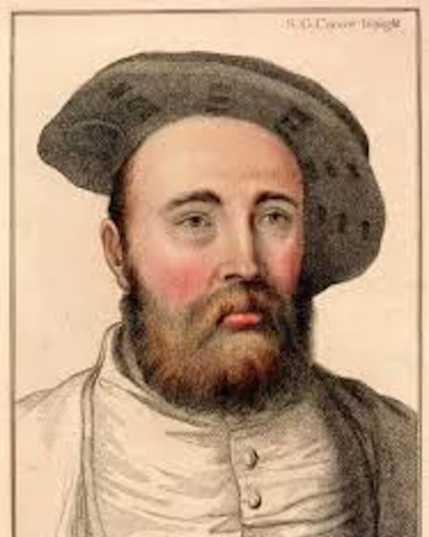 "Sir Thomas Wyatt's ""They Flee From Me"""