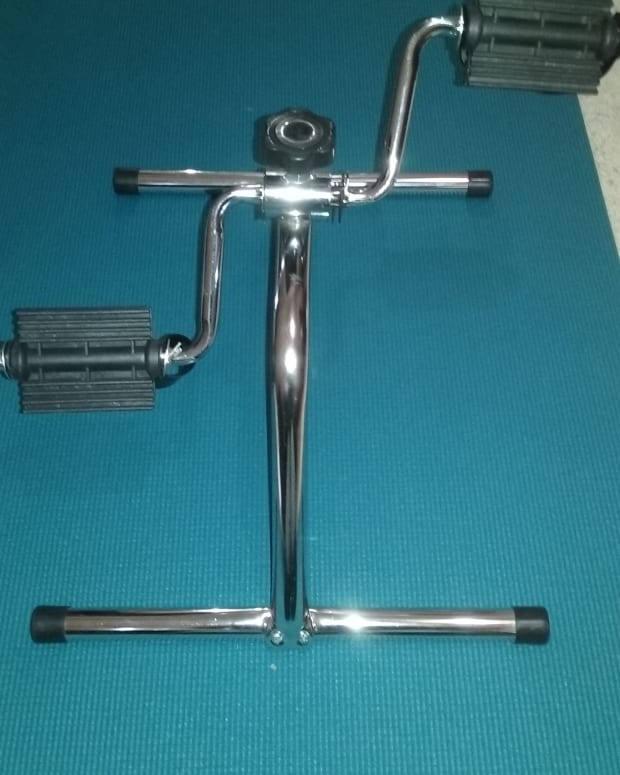 how-to-use-a-pedal-exerciser