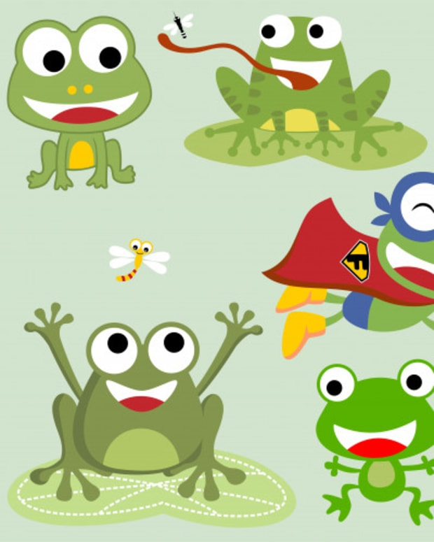 little-frogs-a-kids-poem