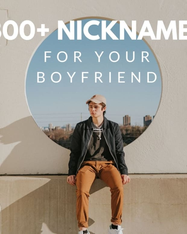 nicknames-for-boyfriend