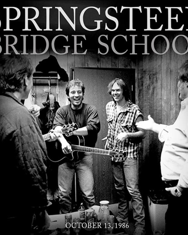 bruce-springsteen-bridge-school-benefit-concert-1986-album-review