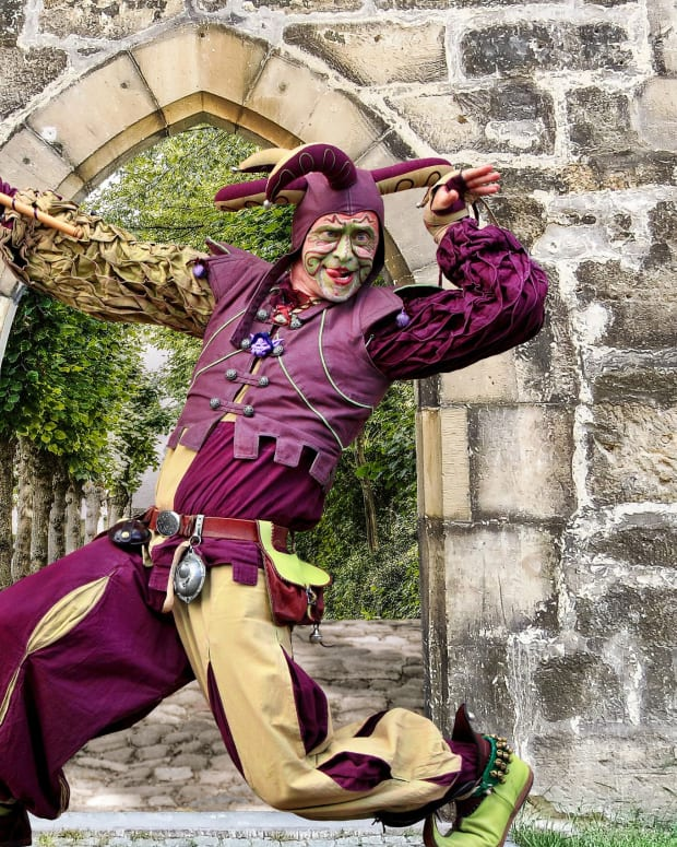 the-jester-a-medieval-poem