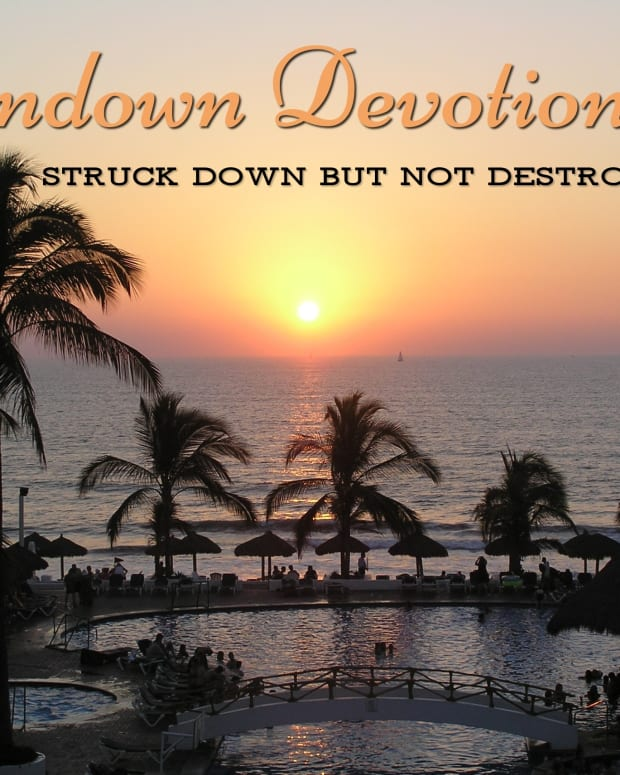 sundown-devotional-struck-down-but-not-destroyed