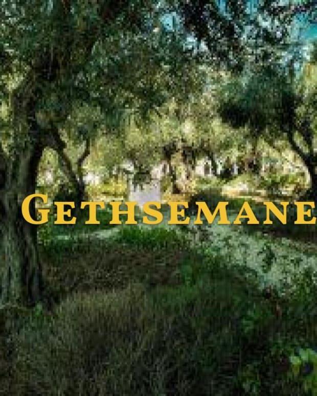 the-agony-in-gethsemane