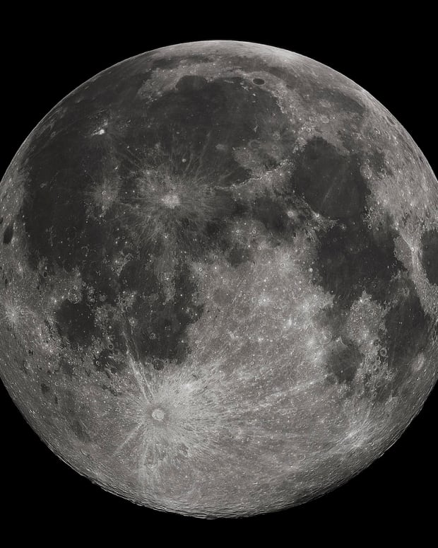 where-did-the-moon-come-from