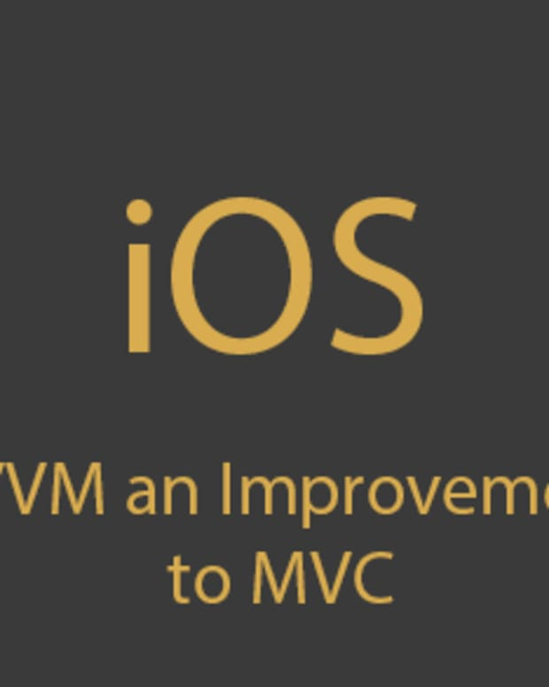 mvvm-an-improvement-to-mvc-in-ios