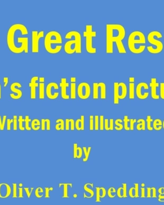 the-great-rescue-childrens-fiction-picture-book