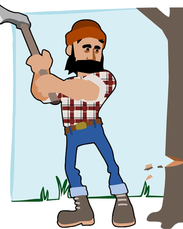 the-woodcutter-and-his-wife