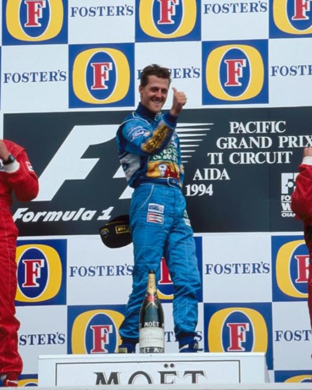 the-1994-pacific-gp-michael-schumachers-4th-win