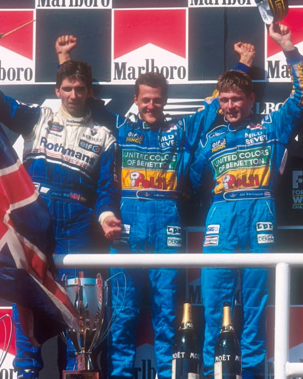 the-1994-hungarian-gp-michael-schumachers-9th-career-win