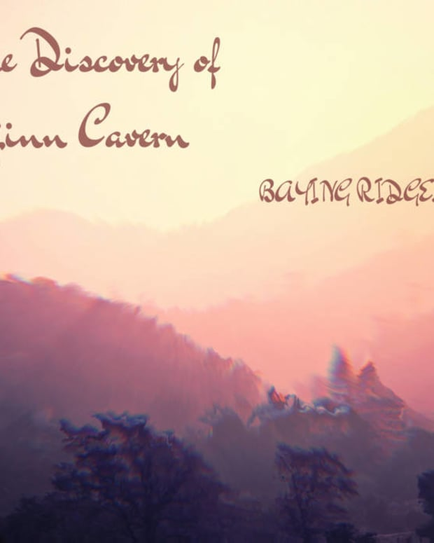 ambient-single-review-the-discovery-of-djinn-cavern-by-baying-ridges