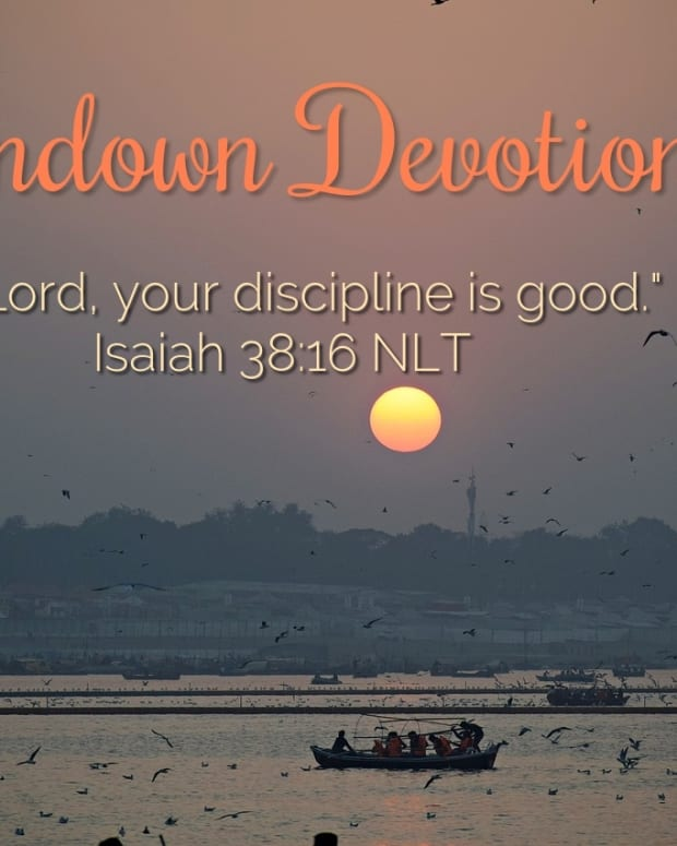 sundown-devotional-discipline-we-can-love