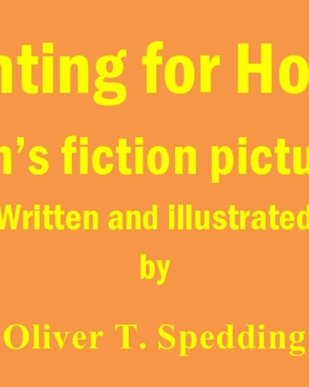 hunting-for-honey-childrens-fiction-picture-book