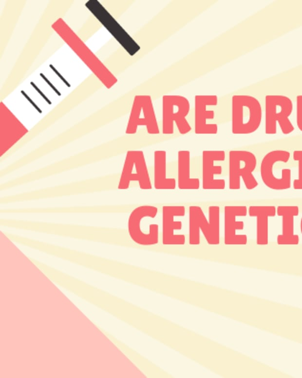 are-drug-allergies-genetic