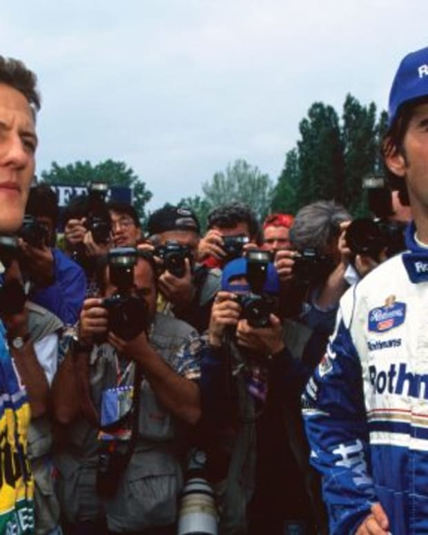 michael-schumacher-damon-hill-collision-in-1994-was-it-a-mistake