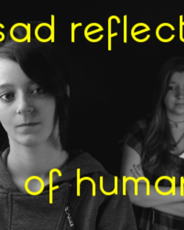 poem-sad-reflection-of-humanity