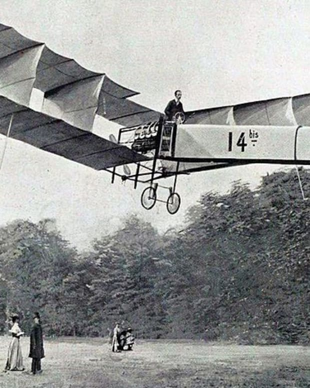 who-flew-the-first-airplane