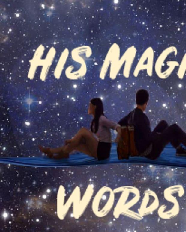 poem-his-magic-words