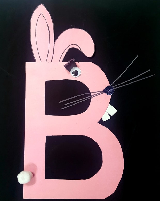 b-is-for-bunny
