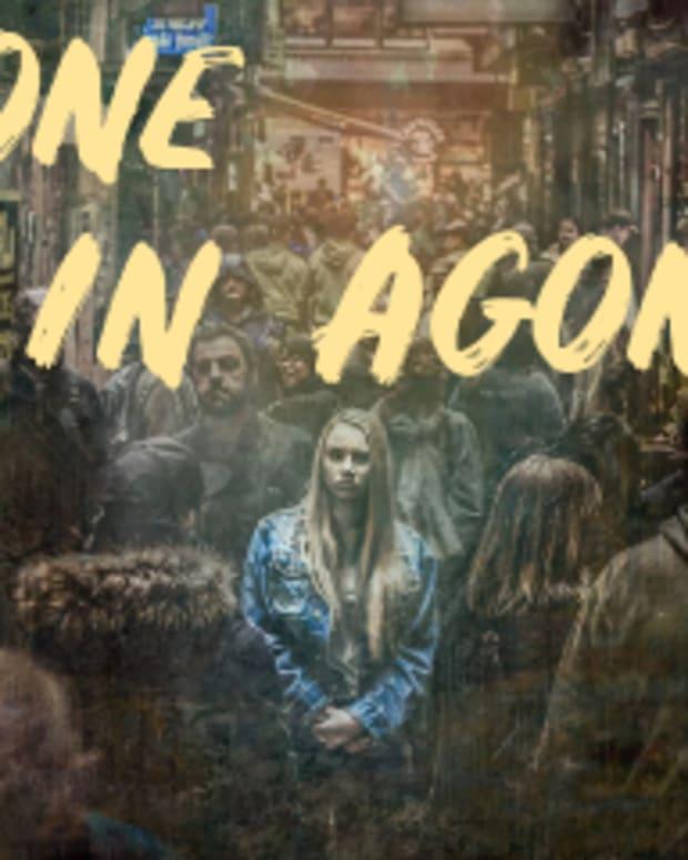 poem-alone-in-agony