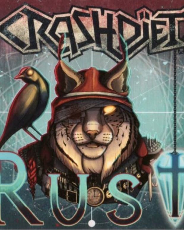 crashdiet-rust-album-review