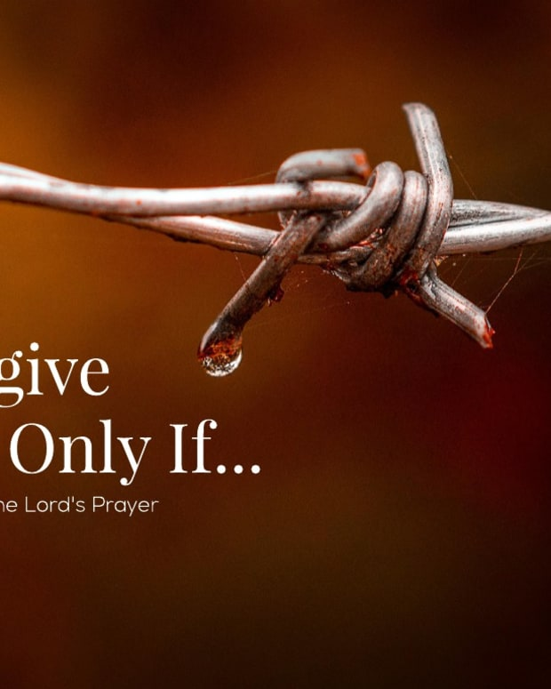 forgive-but-only-if