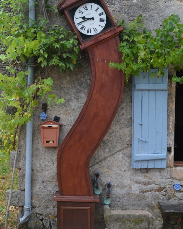 my-grandfathers-clock