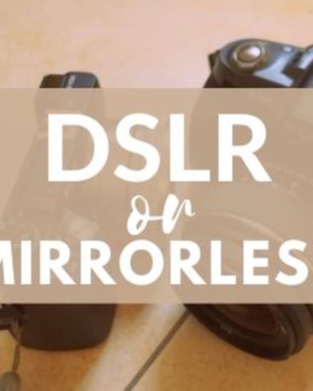 dslr-mirrorless