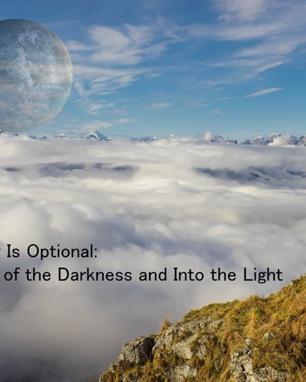 suffering-is-optional-step-out-of-the-darkness-and-into-the-light