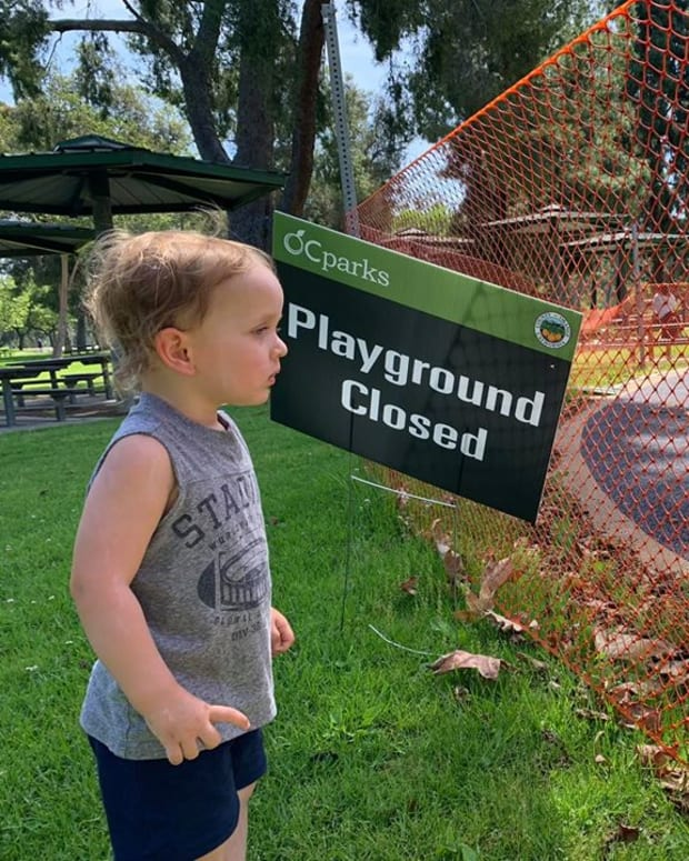playground-closed