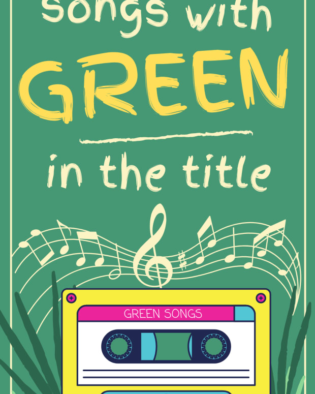 songs-with-green-in-the-title