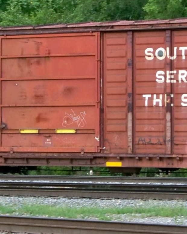 "Thomas Thornburg's ""Serving the South"""