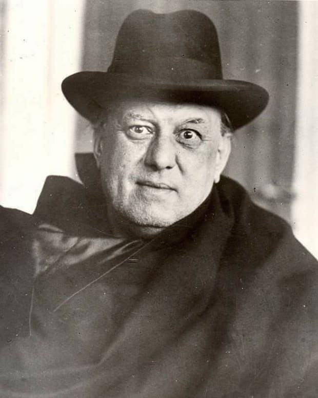 the-occult-world-of-aleister-crowley