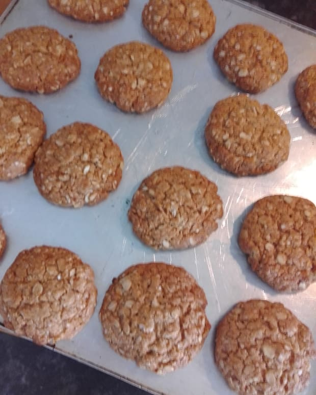 quinoa-coconut-maple-syrup-cookies