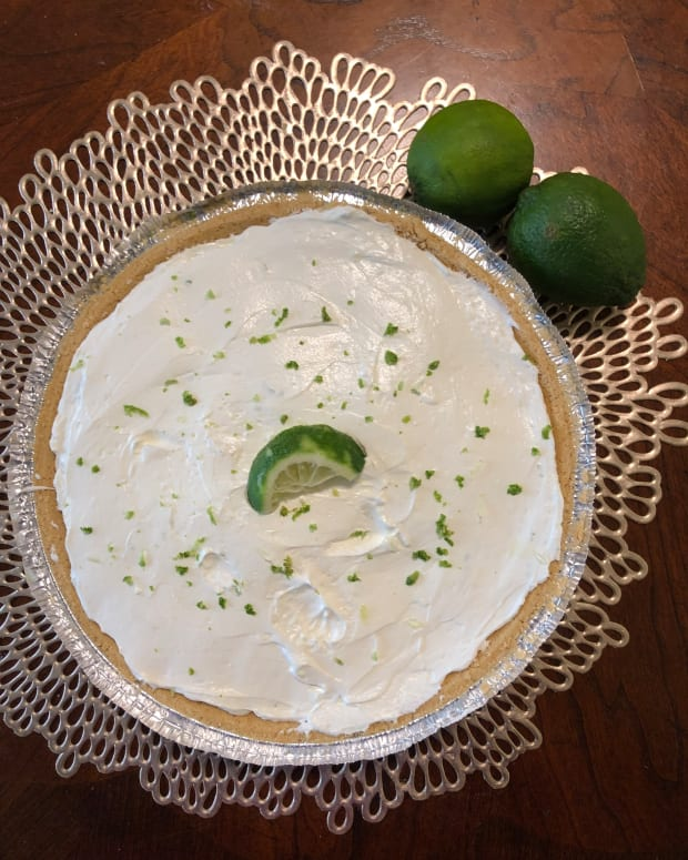 easy-no-bake-key-lime-cheesecake
