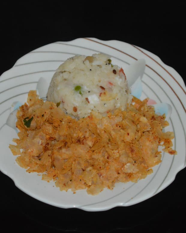 breakfast-recipes-spicy-flattened-rice-masala-poha
