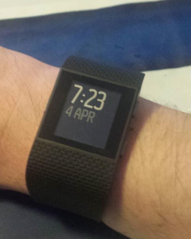 wearing-a-fitbit-surge