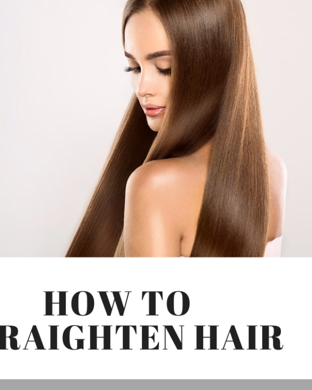 how-to-straighten-hair