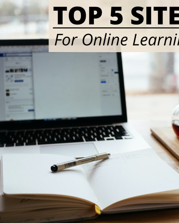 top-five-online-learning-platforms