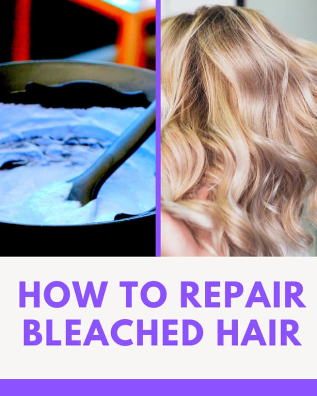 how-to-repair-bleached-hair