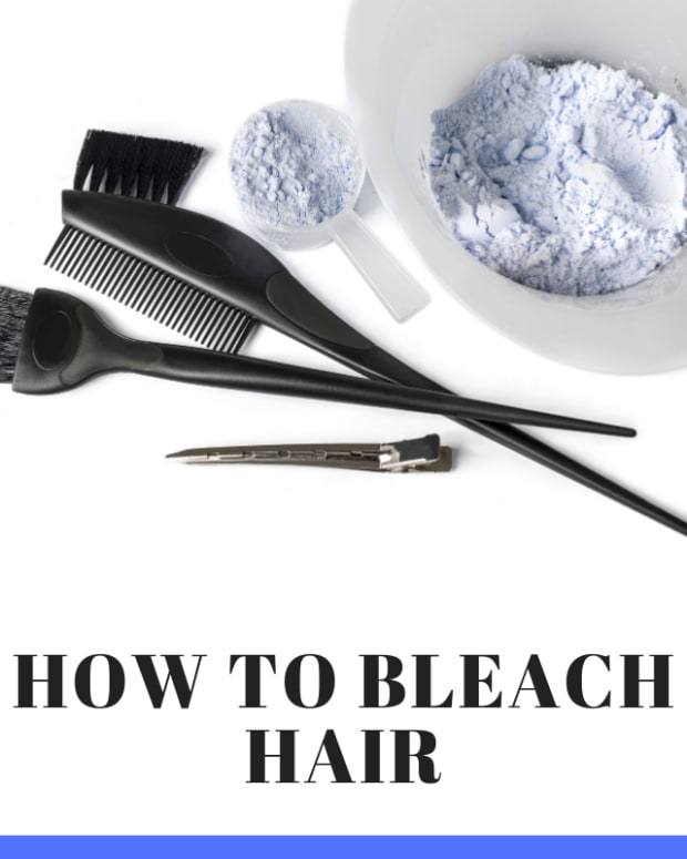how-to-bleach-hair