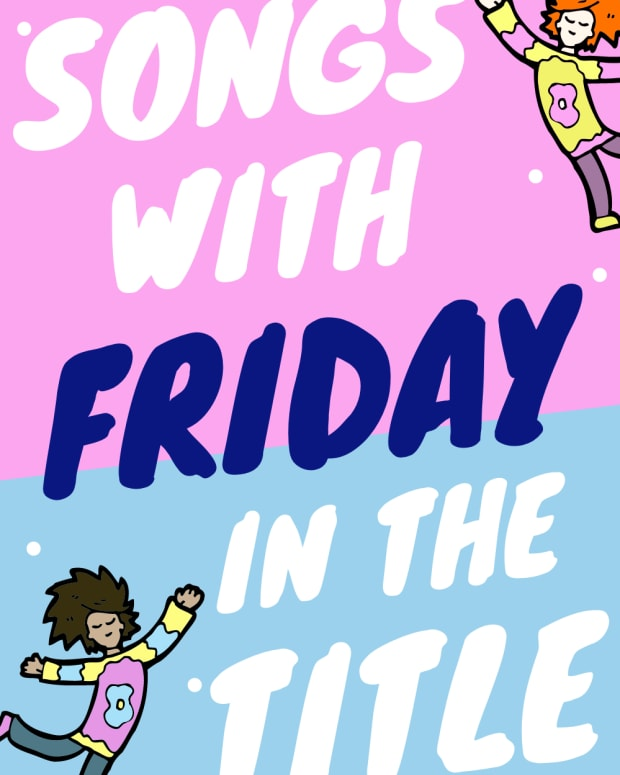 songs-with-friday-in-the-title