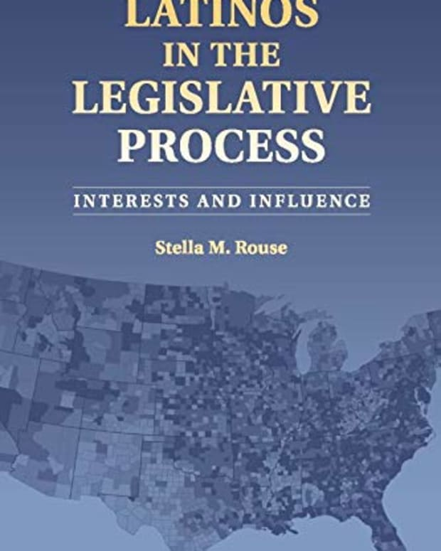 book-review-latinos-in-the-legislative-process-interests-and-influence-by-stella-m-rouse