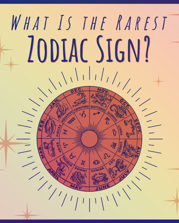 the-most-common-and-least-common-zodiac-signs